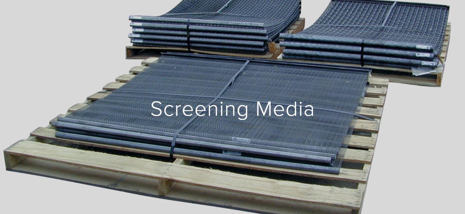 screening media